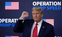 Giám đốc Viện Y Tế Quốc Gia nói chính quyền TT Trump xứng đáng được ghi nhận công lao cho Chiến dịch Thần tốc