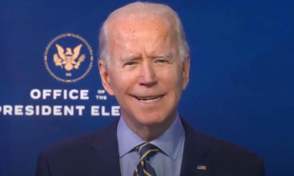 Joe Biden lại hớ hênh hay cố tình hớ hênh?