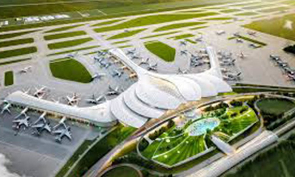 Sân bay quốc tế Long Thành sẽ khởi công từ tháng 1