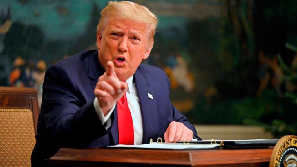 Tổng thống Trump ký lệnh rút ngắn thị thực đối với đảng viên đảng Cộng sản Trung Quốc