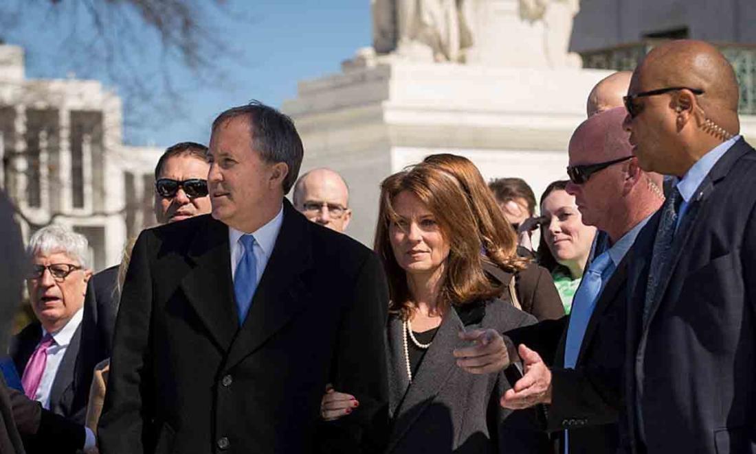 22 Tiểu bang và vùng lãnh thổ Mỹ phản đối vụ kiện gian lận bầu cử của Texas
