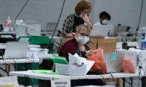 Tiểu bang Georgia đang tiến hành hàng trăm cuộc điều tra về gian lận phiếu bầu