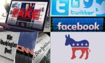 Cuộc bầu cử này phơi bày trọn vẹn sự lũng đoạn của giới truyền thông