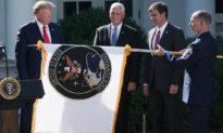 'Quyền tối cao không gian': Lực lượng Không gian Hoa Kỳ chống lại âm mưu 'soán ngôi' của ĐCS Trung Quốc