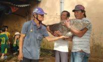 Ngư dân Quảng Ngãi bắt được cá lạ nghi Sủ Vàng nặng 18 kg