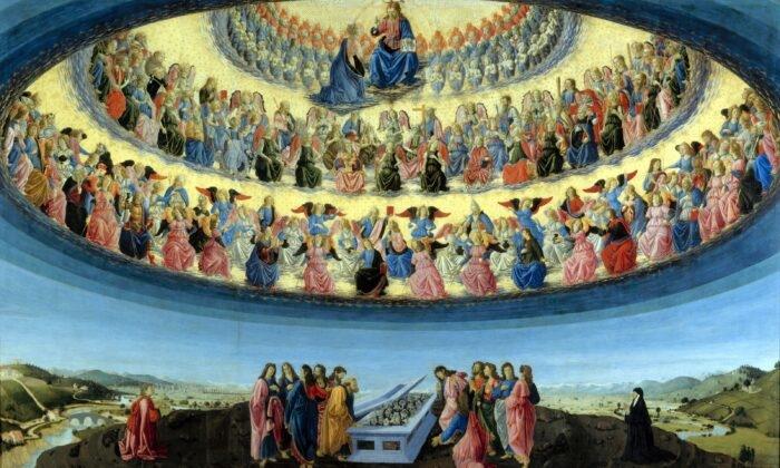 Về với Thiên Đường: 'Sự Thăng Thiên của Đức Mẹ Đồng Trinh'