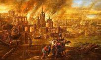 Từ sự hủy diệt của thành Sodom, tìm ra bí mật để thoát khỏi thảm họa