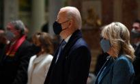 Lễ nhậm chức tổng thống Mỹ: Đoàn xe của ông Biden tới Điện Capitol
