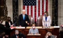 Quốc hội Mỹ xác nhận phiếu bầu của Cử tri đoàn dành cho ông Biden