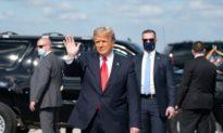 Tổng thống Trump đưa ra tuyên bố công khai đầu tiên kể từ khi rời nhiệm sở