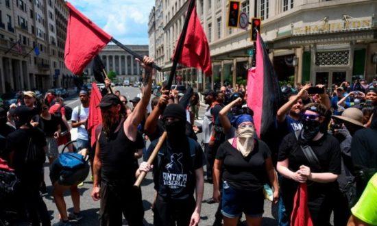 Twitter không những không làm gì để ngăn chặn kế hoạch của Antifa, mà còn thúc đẩy bạo loạn ở Portland, Seattle