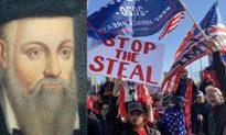 Nostradamus tiên tri: Gian lận bầu cử Mỹ soán quyền, tiết lộ kẻ chủ mưu