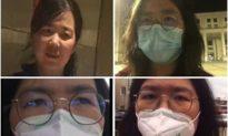 Mỹ, Anh và nhiều nước thúc giục Trung Quốc thả các nhà báo đưa 'sự thật' về dịch bệnh