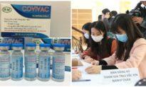 Vaccine COVID-19 thứ 2 của Việt Nam sẽ được tiêm thử nghiệm trên người vào ngày 21/1
