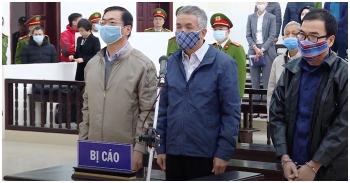 Phiên xét xử sơ thẩm cựu Bộ trưởng Bộ Công thương Vũ Huy Hoàng cùng 9 đồng phạm bị hoãn