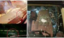 Đã xác định được thủ phạm ném vỡ hàng loạt kính ô tô trên cao tốc Bắc Giang - Lạng Sơn