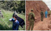 Nghệ An đang truy tìm 4 người Trung Quốc nhập cảnh trái phép