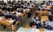 Nền nhiệt tiếp tục giảm sâu, Lai Châu cho hơn 130 trường nghỉ học hôm nay
