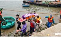 8 thuyền viên trên tàu cá bị đâm chìm gặp nạn, 7 người may mắn được cứu sống