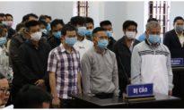 Hoãn phiên xử ông Trịnh Sướng và 38 đồng phạm do 1 bị cáo bất ngờ có giấy chứng nhận tâm thần