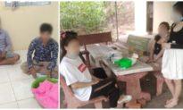 6 người nhập cảnh trái phép vượt biển bằng vỏ lãi từ Campuchia vào Việt Nam