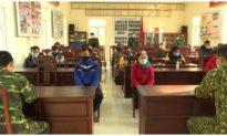 Quảng Trị: Liên tiếp phát hiện 29 người nhập cảnh trái phép từ Lào về Việt Nam