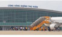 Máy bay xuống Thanh Hóa phải chờ hạ cánh vì 1 con chó bất ngờ xâm nhập khu bay