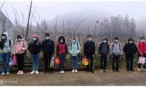 Bắt giữ 11 người từ Trung Quốc nhập cảnh trái phép bằng đường biên về Việt Nam để được 'cách ly, ăn tết'