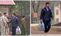 Cựu bác sĩ Hoàng Công Lương trở về với gia đình trước thời hạn 11 tháng