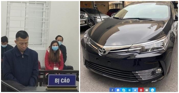 Trộm 162 chỉ vàng để mua ôtô, dùng xe 1 ngày thì bị bắt