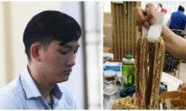 Trộm 455 lượng vàng khi làm nhân viên tại 1 tiệm vàng, nam thanh niên ở Quảng Nam lĩnh án 10 năm tù