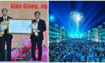 Kiên Giang tổ chức lễ công bố thành lập TP. Phú Quốc, thành phố đảo đầu tiên của Việt Nam