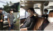 Đà Nẵng phát hiện 5 người Trung Quốc nhập cảnh trái phép