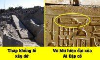 6 khám phá bí ẩn từ Ai Cập cổ đại thách đố các nhà khoa học
