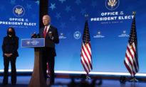 Đảng Cộng sản Trung Quốc đang cố gắng gây áp lực với ông Biden