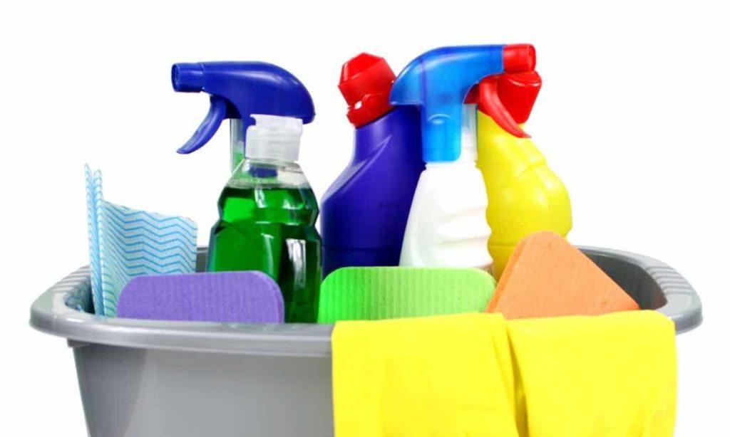 Làm sạch cuối năm không tốn sức: Nước nóng + Xà phòng có khả năng làm sạch siêu việt