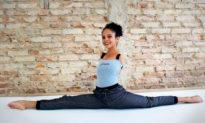 Sinh ra không có tay nhưng nữ diễn viên ballet người Brazil này vẫn có thể vươn tới các vì sao