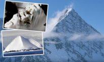 Kim tự tháp lâu đời nhất trên Trái đất hiện đang nằm ở lục địa băng giá - Nam Cực?