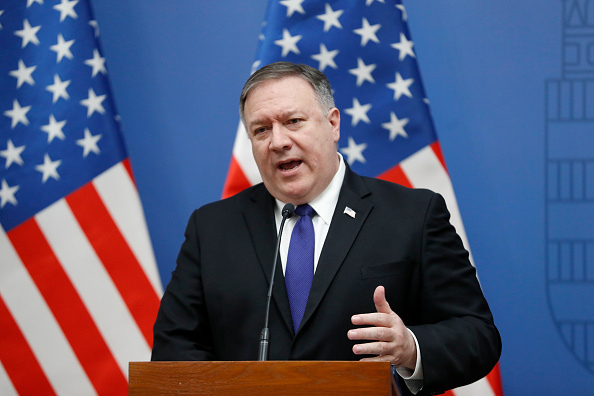 'Cuộc chiến chống ĐCS Trung Quốc này nằm ngay trên sân nhà', ông Pompeo cảnh báo các nghị sĩ Mỹ