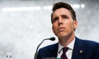 'Một mình chống Mafia' - Sự khen ngợi dành cho Thượng nghị sĩ đảng Cộng Hòa Josh Hawley