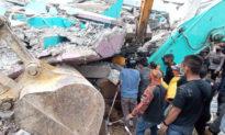 Indonesia: Động đất mạnh 6,2 độ richter khiến ít nhất 34 người thiệt mạng và hơn 600 người bị thương