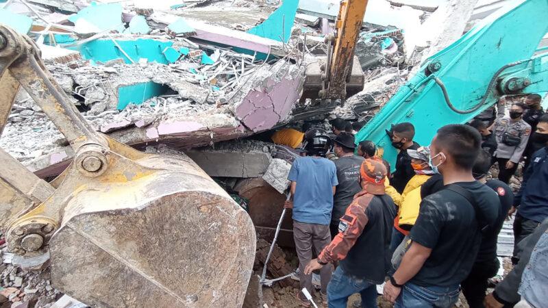 Indonesia: Động đất mạnh 6,2 độ richter khiến hơn 600 người chết và bị thương