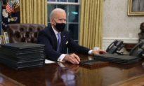 Một nét bút của Biden, một biên giới dở dang, hàng tỷ USD lãng phí và một nước Mỹ 'kém an toàn'