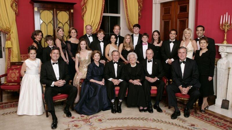 Em gái của cựu Tổng thống Mỹ Bush qua đời vì biến chứng COVID-19
