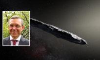 Giáo sư Harvard: Một vật thể của người ngoài hành tinh đã đến thăm hệ Mặt trời vào năm 2017