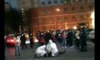 Hà Bắc xuất hiện bệnh nhân 'bất ngờ ngã gục trên đường phố' như hồi Vũ Hán bùng phát dịch bệnh