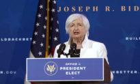 Bộ trưởng tài chính tương lai của Biden kêu gọi Quốc hội 'Hành động lớn' trong chi tiêu, bất chấp gánh nặng nợ nần