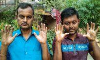 Không có dấu vân tay, tất cả đàn ông trong một gia đình ở Bangladesh gặp một loạt rắc rối với giấy tờ