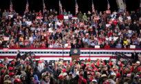Tổng thống Trump phát biểu trực tiếp tại cuộc vận động ở bang Georgia