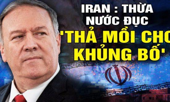 TÌNH TRẠNG KHẨN CẤP khác Đạo Luật Chống Nổi Loạn thế nào?; Iran gia tăng khủng bố sau bầu cử Mỹ
